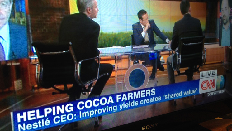 CNN Cocoa Documentary and Discussion
