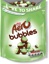 Aero bubbles pack 113g Peppermint