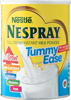 900g Tummy ease Nespray tin
