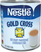 gold cross Sweetened Conndensed Milk