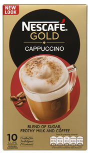 Nescaf 201 Gold Cappuccino Nestl 233 South Africa
