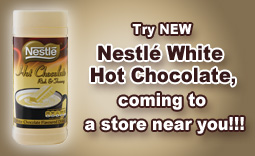 Nestle White Hot Chocolate South Africa