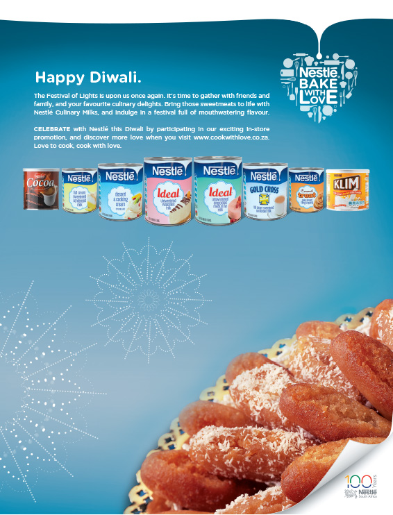 Nestlé Cook With Love Diwali 2016 Competition