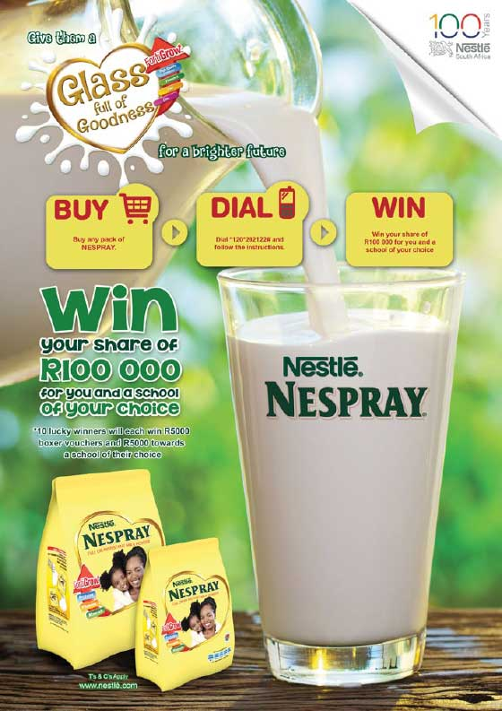 Nestlé NESPRAY Boxer 2016 Competition