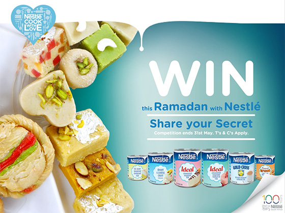 Cook With Love Ramadan Promotion