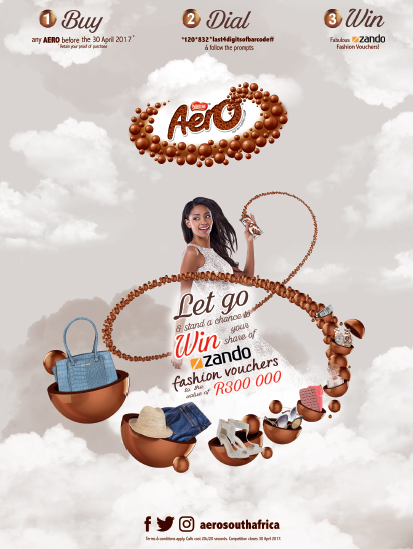 Nestlé Aero Let it Go Competition