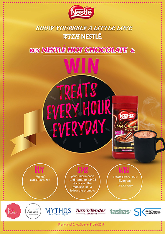Nestlé Hot Chocolate - Competition