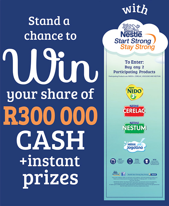 Nestlé Baby Month Competition
