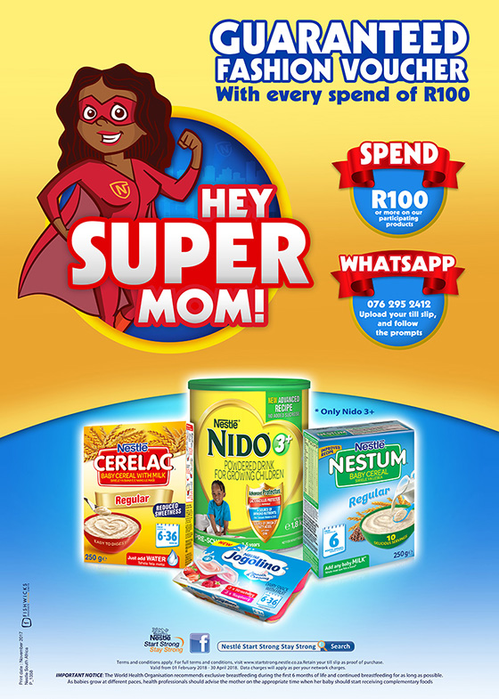 Nestlé Baby Month 2018 Competition