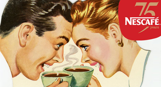 Nescafé marks its 75th anniversary