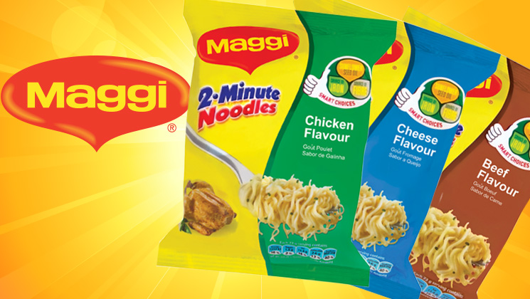 Nestlé South African MAGGI Noodles are manufactured locally and safe for consumption