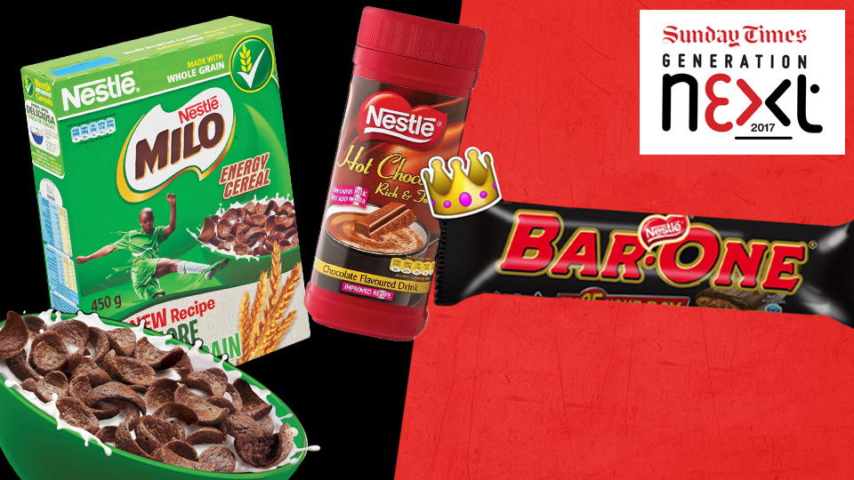 MILO Cereal and BAR-ONE