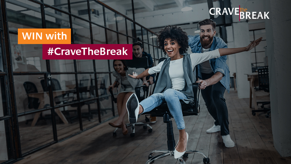 Nestle Professional's #Cravethebreak