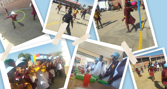 Commemorating Mandela Day with kids the healthy way