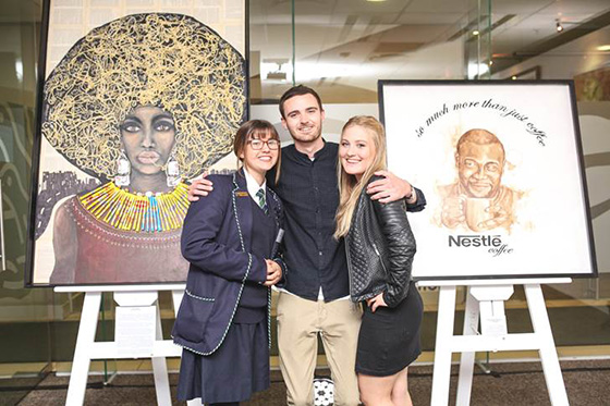 Nestlé South Africa Centenary Art Project Winner