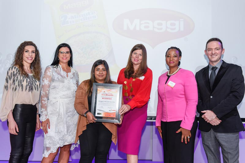 MAGGI 2-Minute Noodles' brings home ICON Brand award!