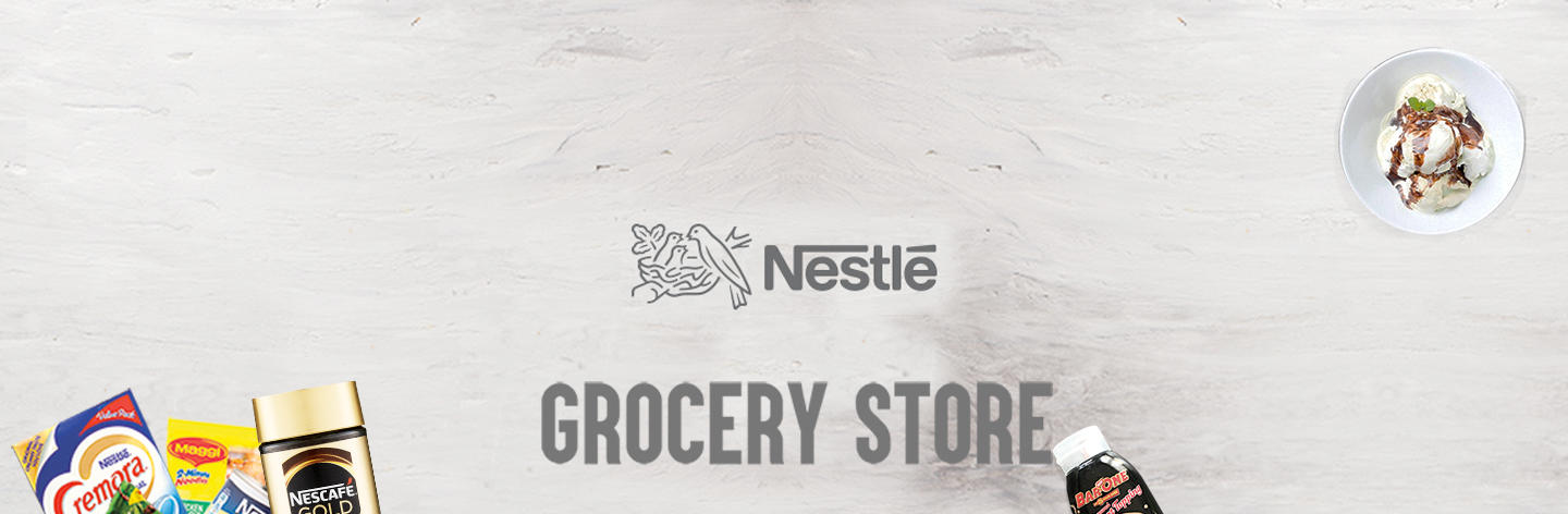 Nestlé Grocery Store Now Open on Takealot